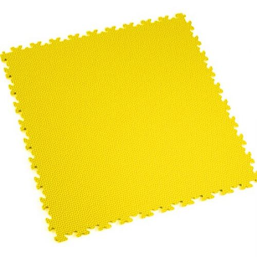 Yellow Snakeskin - Motolock Interlocking Floor Tile